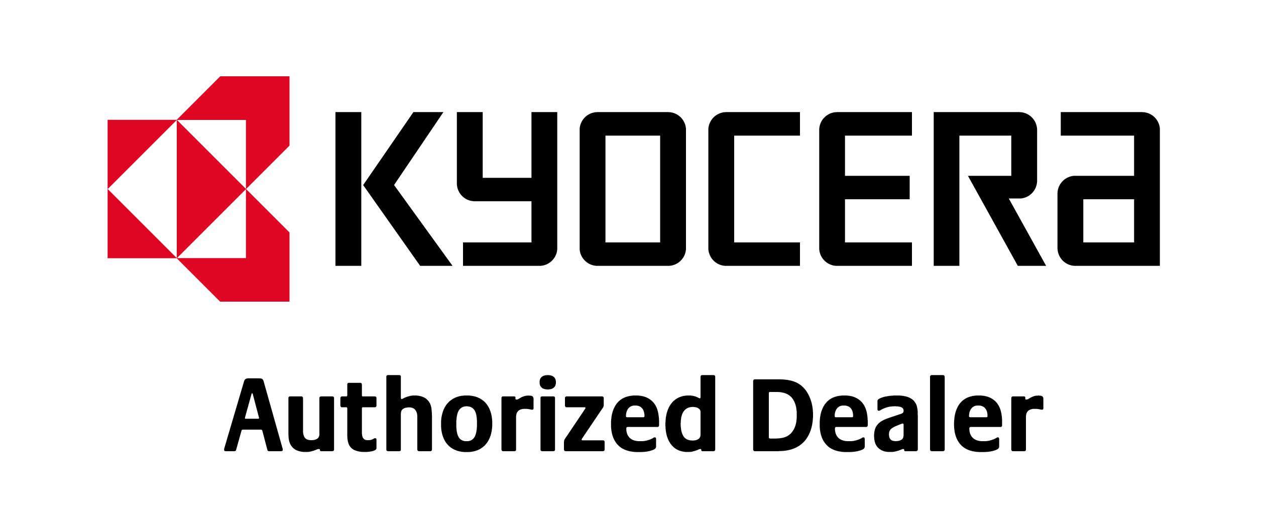 Nieuw Kyocera logo 2020